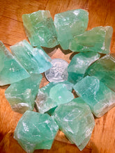 Emerald Calcite
