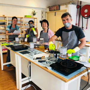 Basic Soap-Making Workshop - Make Your Own Natural Soap Bars