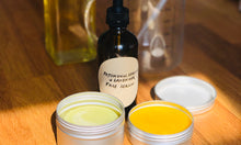 Natural Balm, Solid Lotion Bar & Facial Serum Workshop