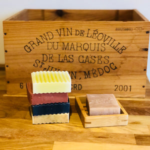 Mixed Soap Box - 500g (includes a free Bamboo Soap Holder)