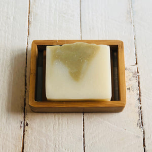 Bamboo Soap Holder