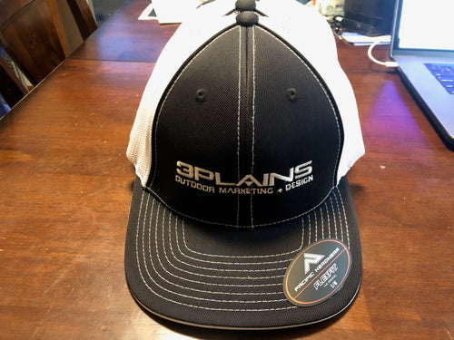 3plains Fitted Hat