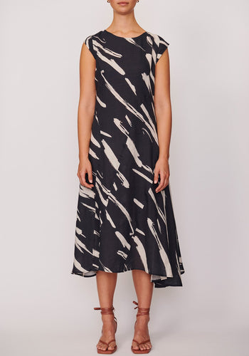 POL Brushwork Dress