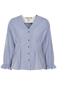 NOA Blouse - Blue