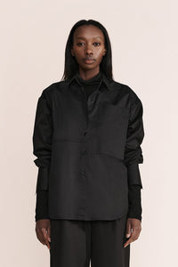 LAYER'D Nytta Shirt - Pitch