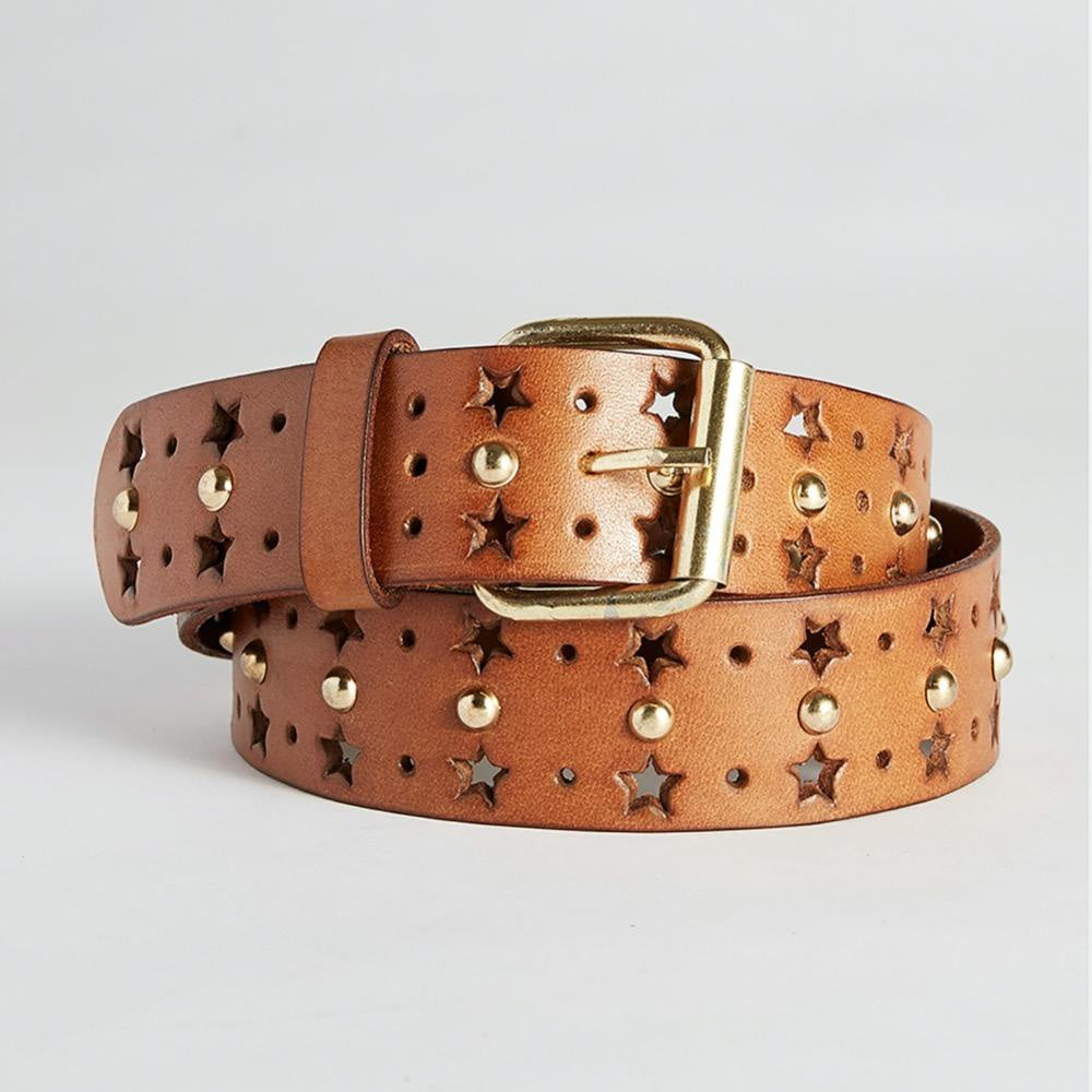 HOLLSTAR Star Stud Belt