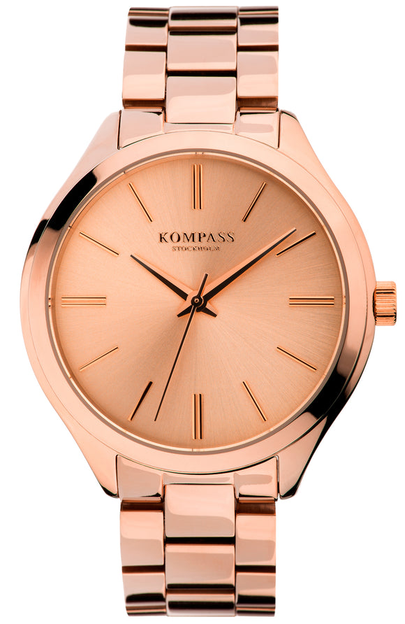 KOMPASS COSMOPOLITAN ROSE GOLD