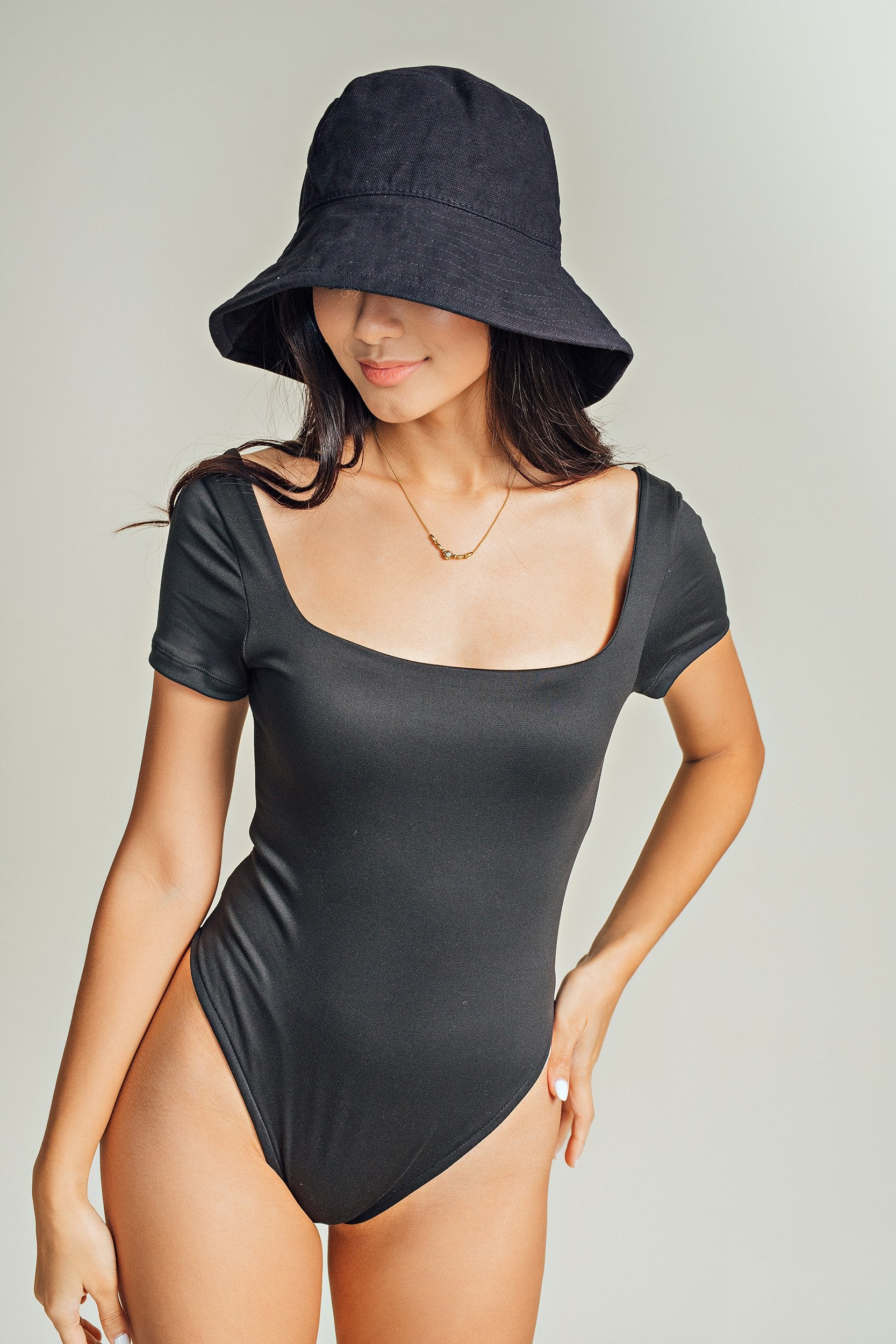 Sandra Seamless Square Neck Bodysuit