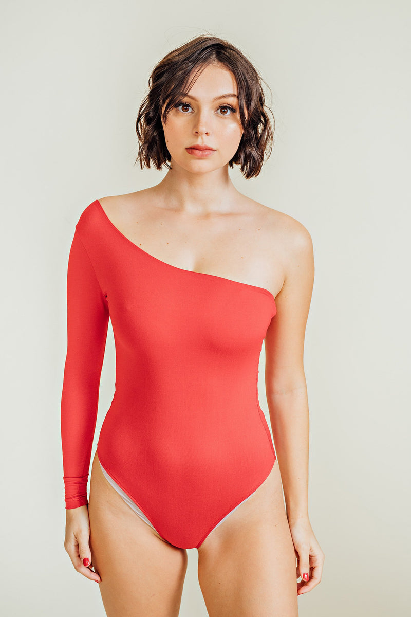 Danny One Side Bodysuit