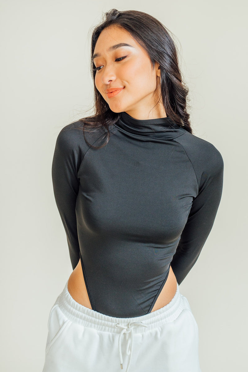 Harper Turtleneck Bodysuit
