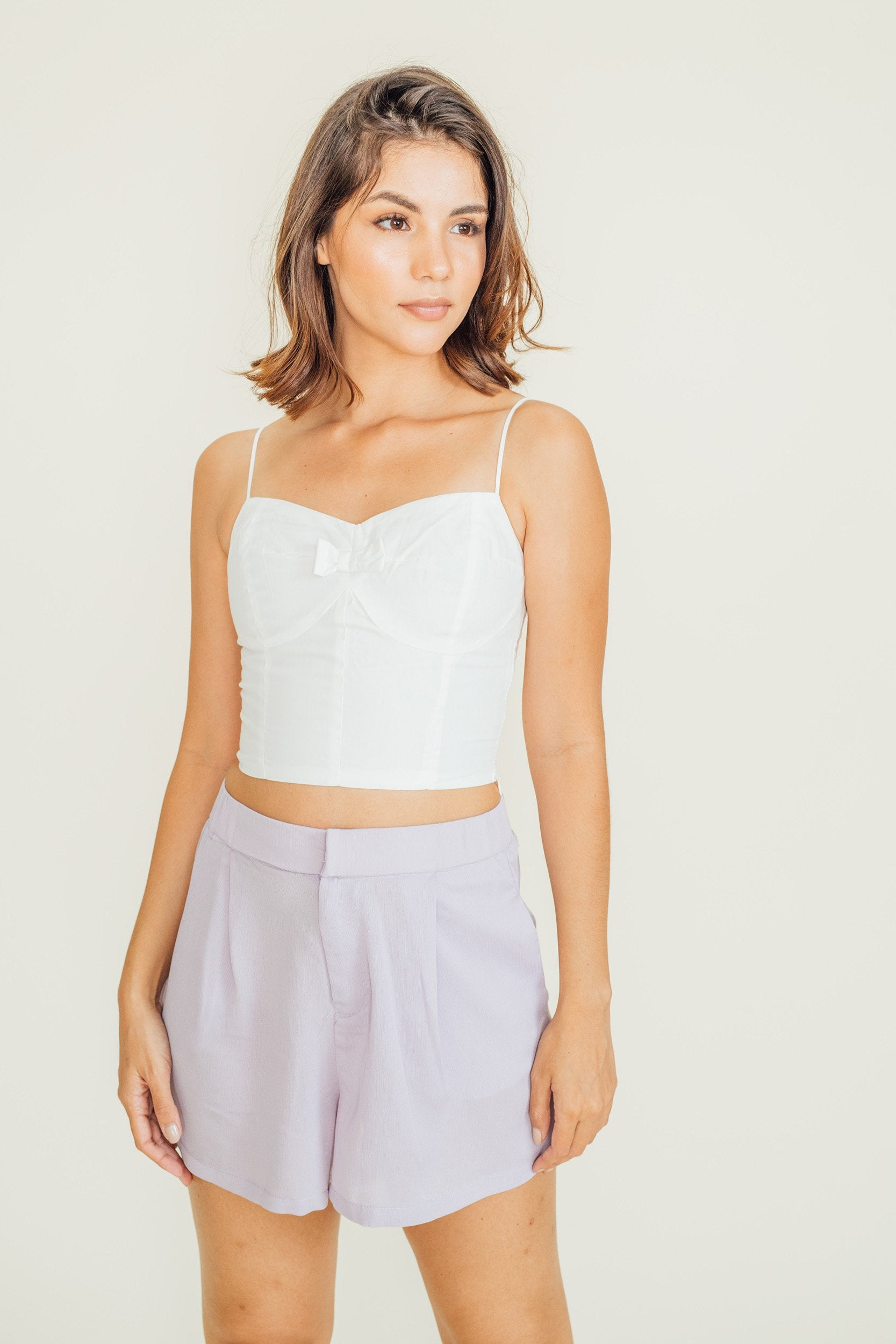 Peregrine Crop Top