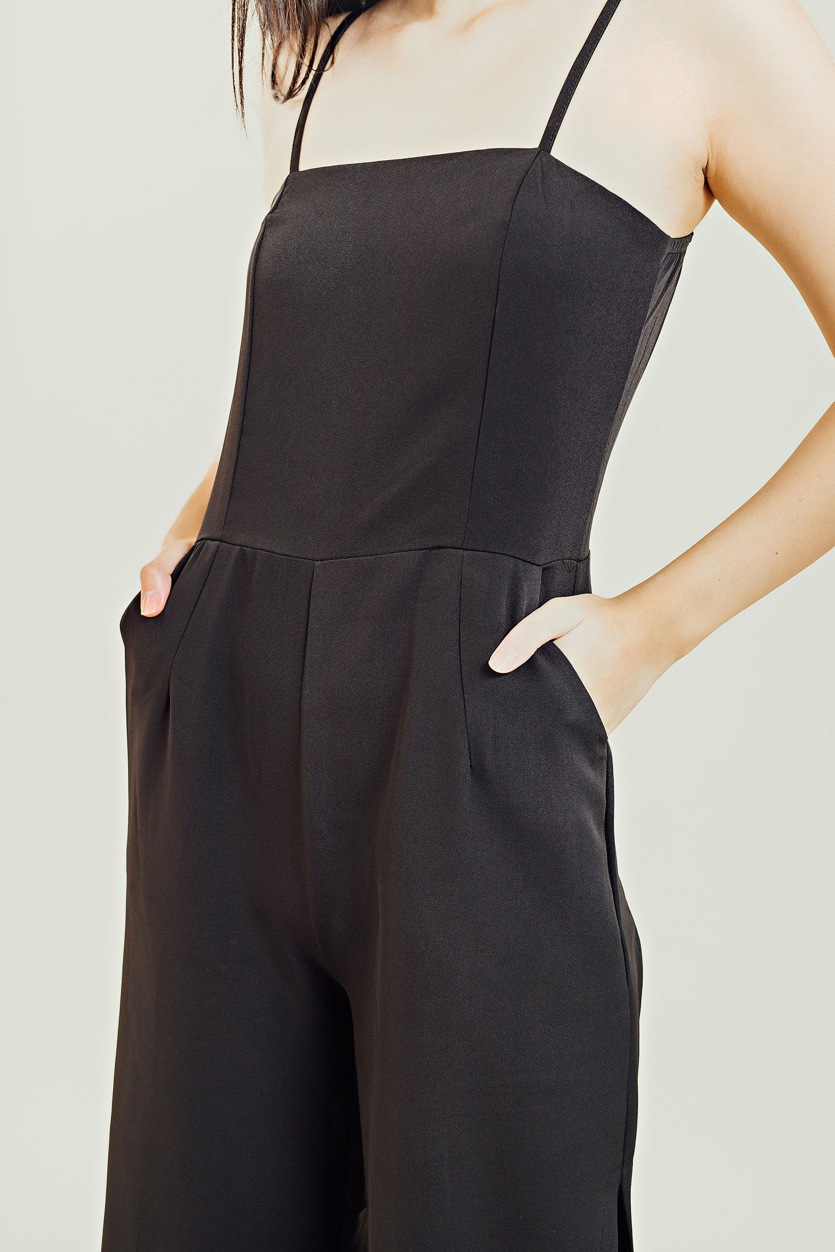 Sia Sleeveless Jumpsuit