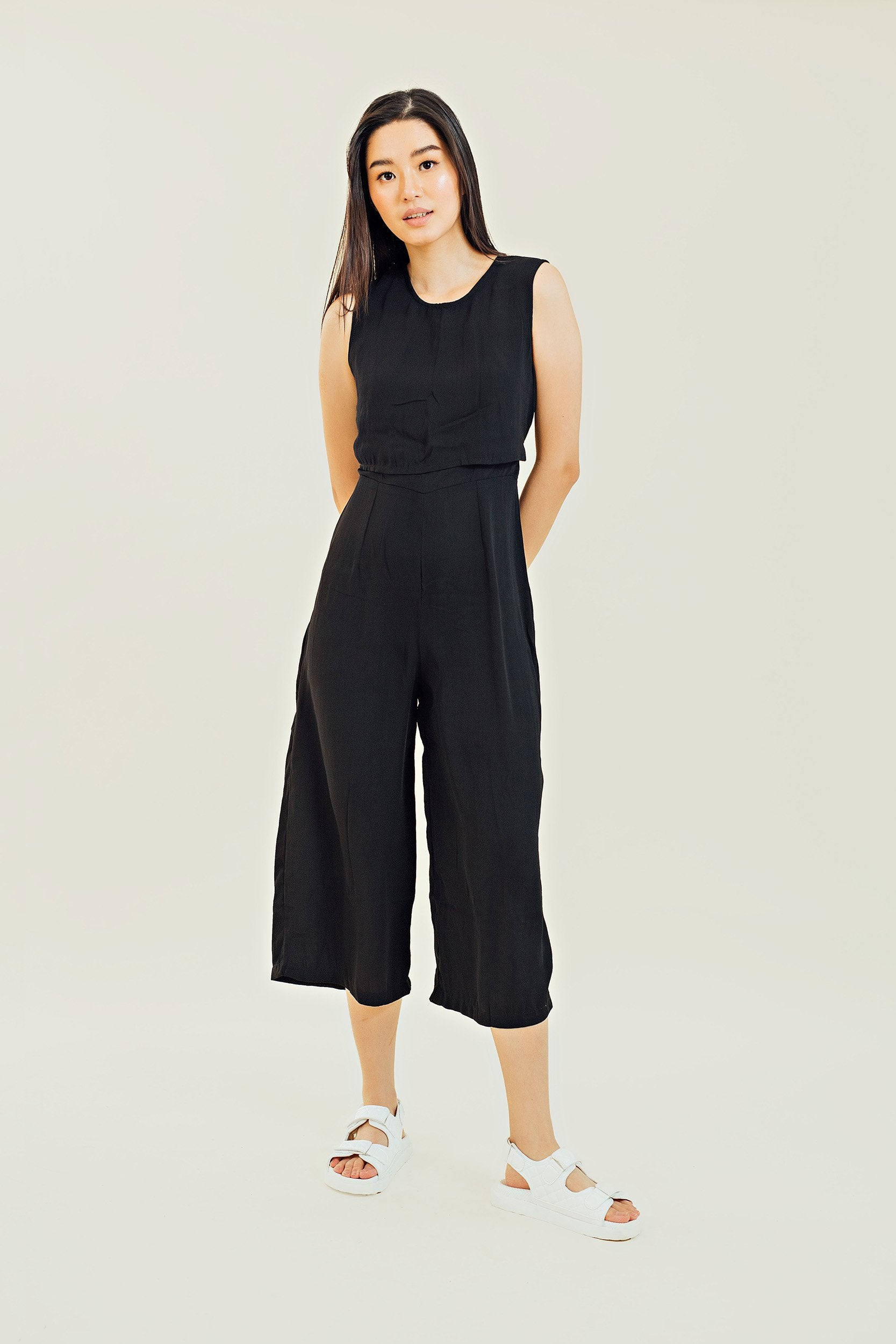 Hayden Sleeveless Jumpsuit
