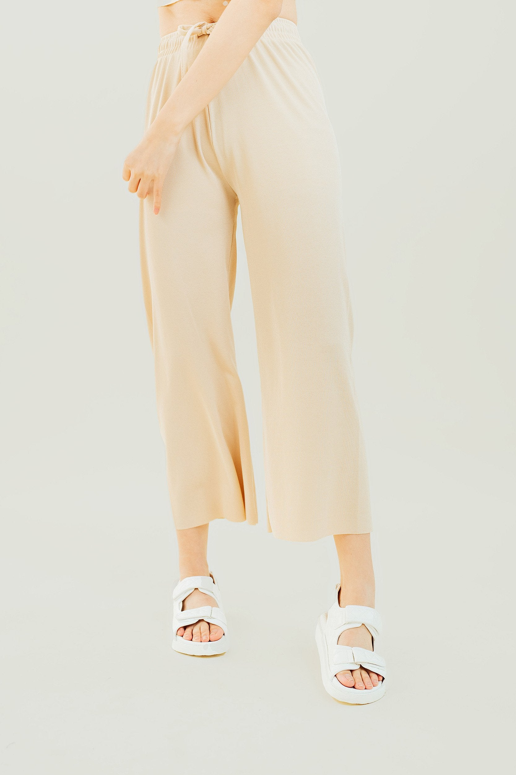 Shiela Knitted Culottes
