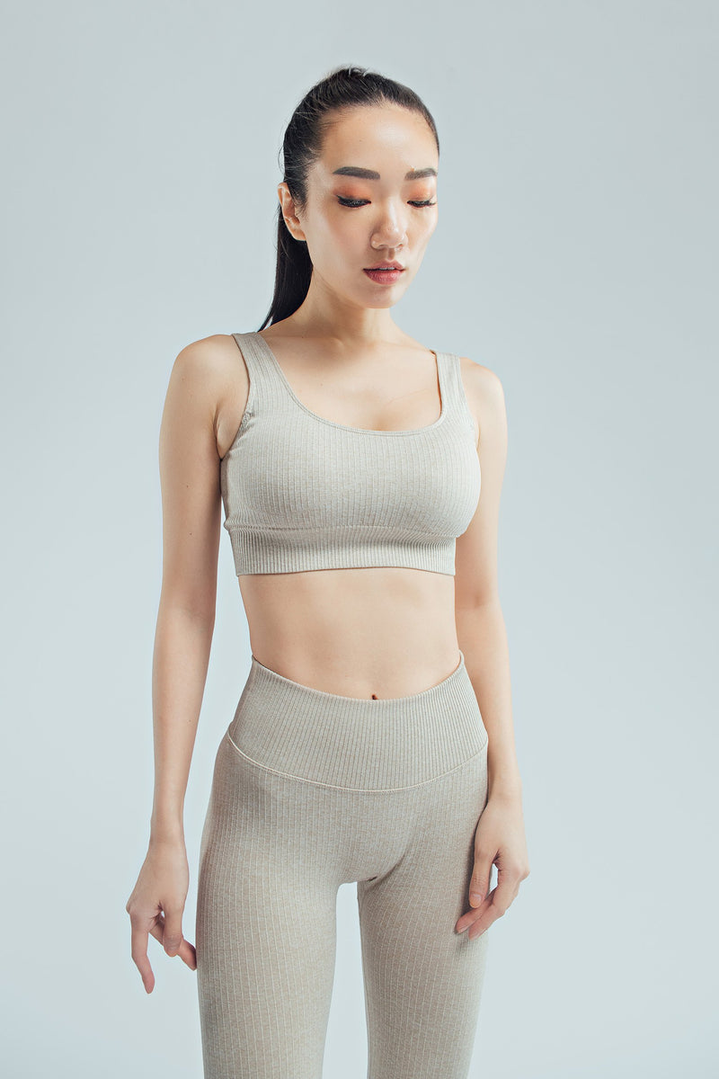 Shape Knit High Rise Leggings