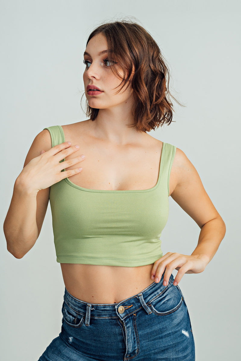 Linzi Crop Top