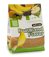 ZuPreem FruitBlend Flavor for Extra Small Birds