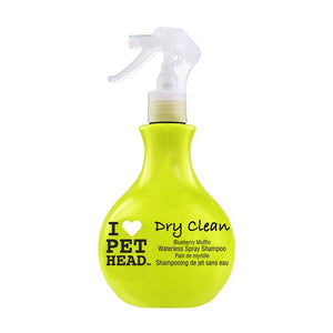 Pet Head Blueberry Muffin Dry Clean Spray 450ml