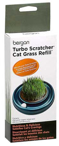 Bergan Cat Turbo Scratcher Grass Refill