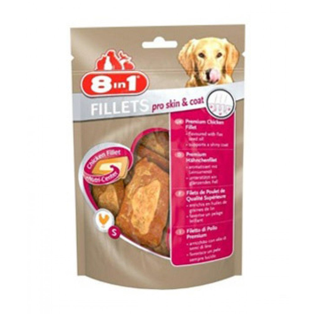 8in1 Fillets Pro Skin And Coat Small