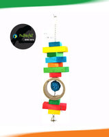 Nutrapet Hanging Bird Toy LBW-0255