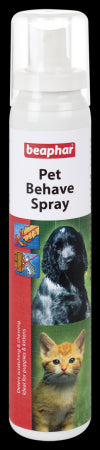 Beaphar Pet Behave Spray 125ml (Stop It)