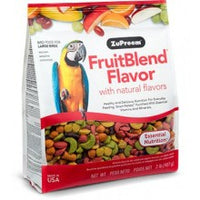 ZuPreem FruitBlend Flavor Large Parrot Food