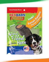 Red Barn Natural Filled Horn Sweet Potato