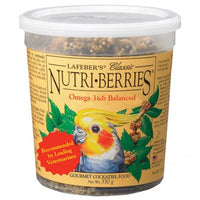 Lafeber Cockatiel Nutri-Berries- 355g