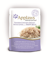 Applaws Cat Chicken/Liver 70g Jelly