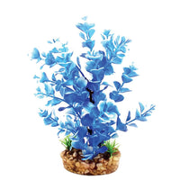Aqua One Vibrance - Blue Ludwigia With Gravel Base (M)
