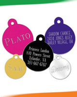 IMARC Pet Tag Circle