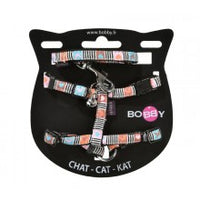 Bobby Musique Cat Harness & Lead XS