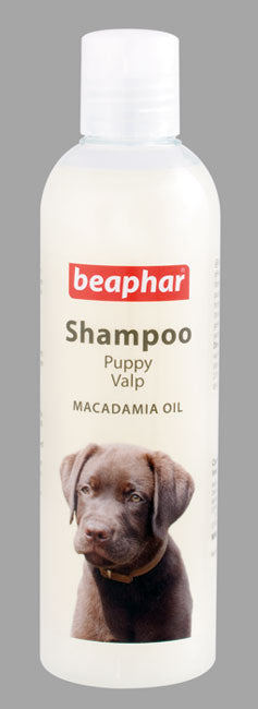 Beaphar Shampoo Macadamia Oil for Puppies 250ml