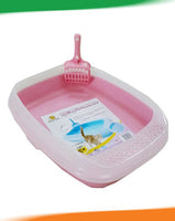 Nutra Pet Cat Toilet Little Cat Litter Box 46*36.6*11 cm
