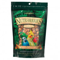 Lafeber Cockatiel Tropical Fruit Nutri-Berries- 283g