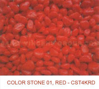 Dymax Color Stones- Red (4KG)