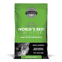 World's Best Cat Litter Original- Clumping