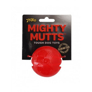 Mikki Mighty Mutts Rubber Ball