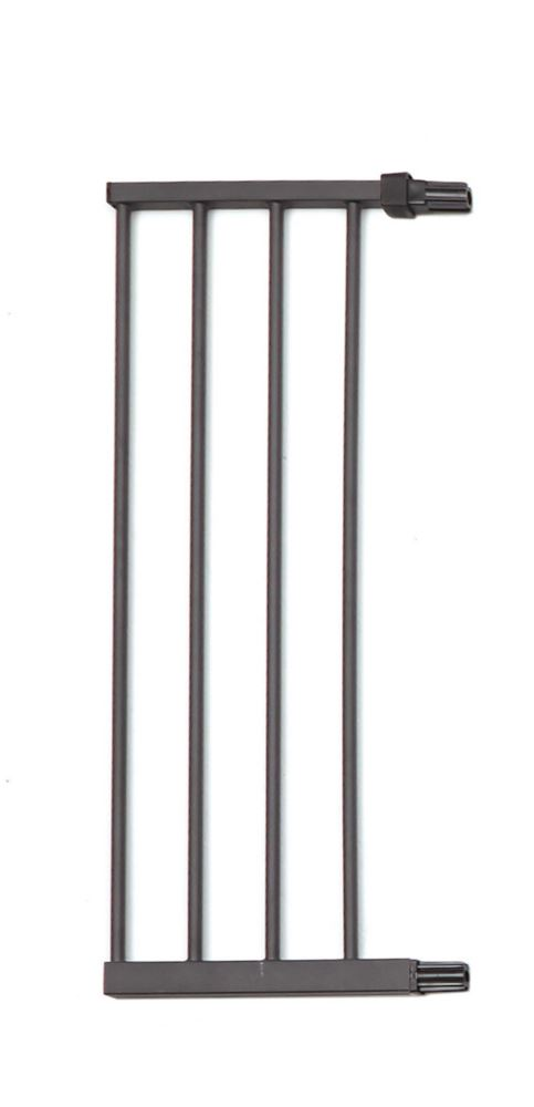 "Midwest 11"" Graphite Extension for 29"" High Steel Gate"