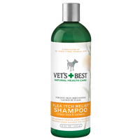 Vets Best Flea Itch Relief™ Shampoo 16oz