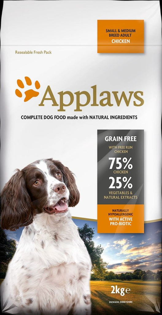 Applaws Dog Adult Chicken Small/Medium Breed