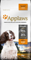 Applaws Dog Adult Chicken Small & Medium Breed - 2kg