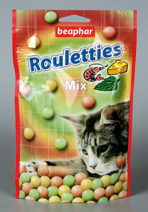Beaphar- Rouletties Mix Cat 270pcs