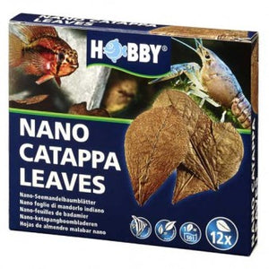 Hobby Nano Catappa Leaves (12 pcs)