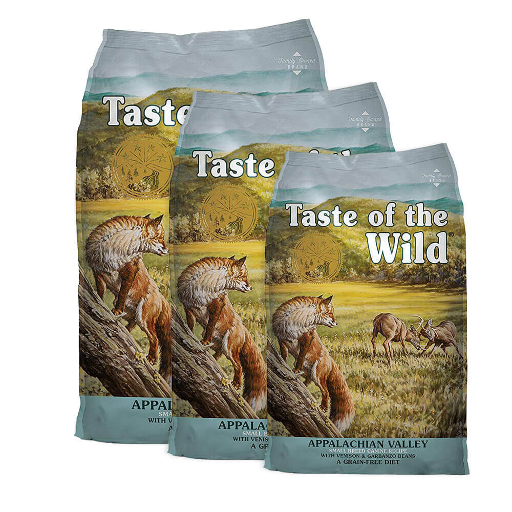 Taste Of The Wild Appalachian Valley™ Small Breed Canine Formula