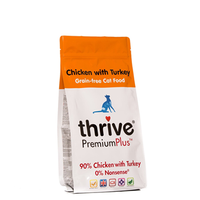 Thrive Cat Chicken with Turkey 1.5kg