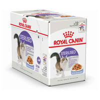 Royal Canin Sterilised Wet Food Pouches (12 x 85g)