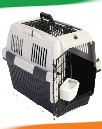 Nutra Pet Dog & Cat Carrier Open Grill