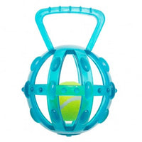Chomper TPR Cage with 2.5 Inches Tennis Ball